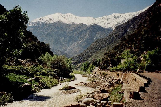 OURIKA VALLY Small Group Day Tour from Marrakech.
