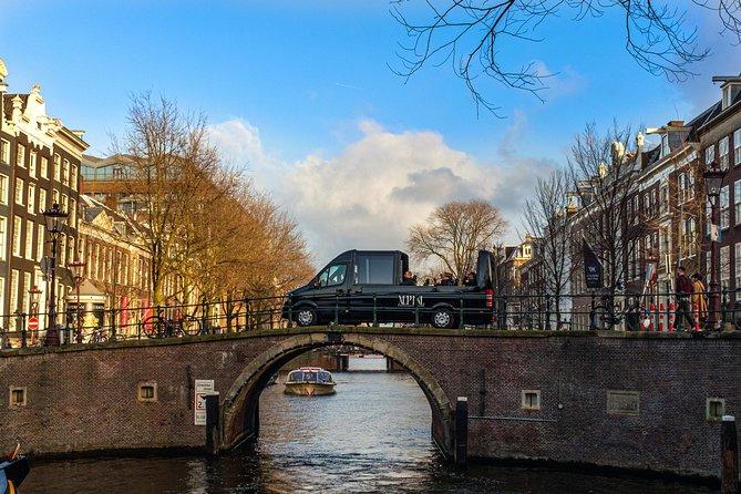 Panoramic City Tour Amsterdam