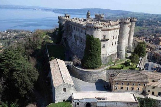 Private Tour : Castello Odeschalchi - Bracciano