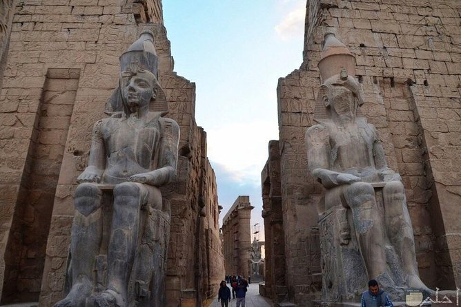 Luxor Private Full-Day Tour: Explore the East and West Banks of Luxor. photo 7