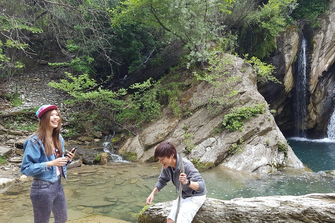 Osum Canyon & Bogove Waterfall Tour/By Vato