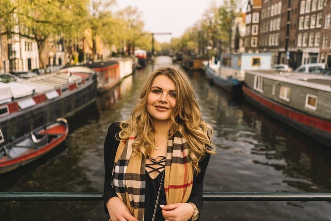 Amsterdam Photo Shoot With a Professional