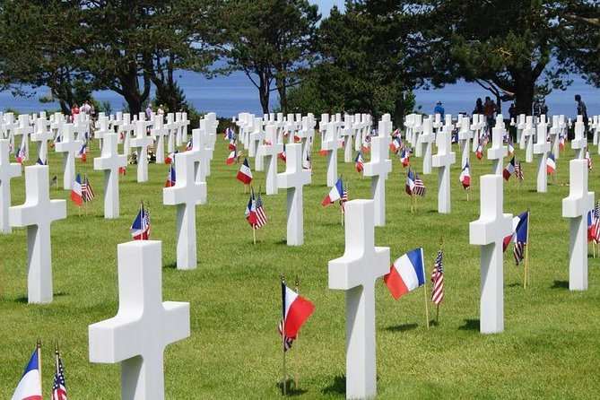 Normandy American & British D-Day Beaches Half Day Tour from Bayeux