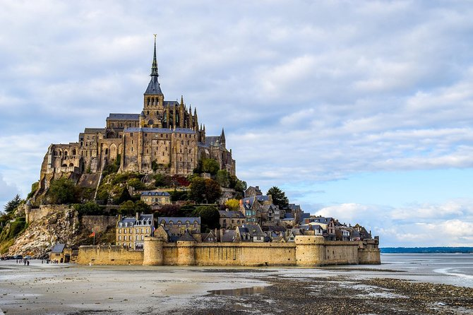 Full Day Tour focus on Mont St Michel from Bayeux with a National guide photo 2