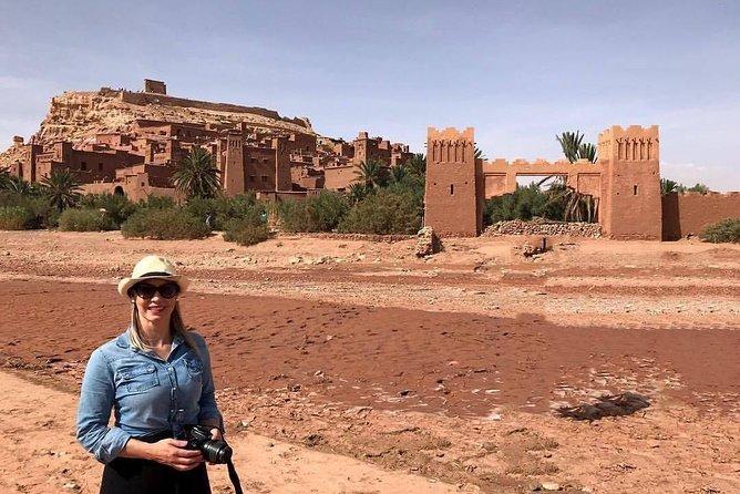 7 Days 6 Nights Marrakech Desert Tour with Camel Trek