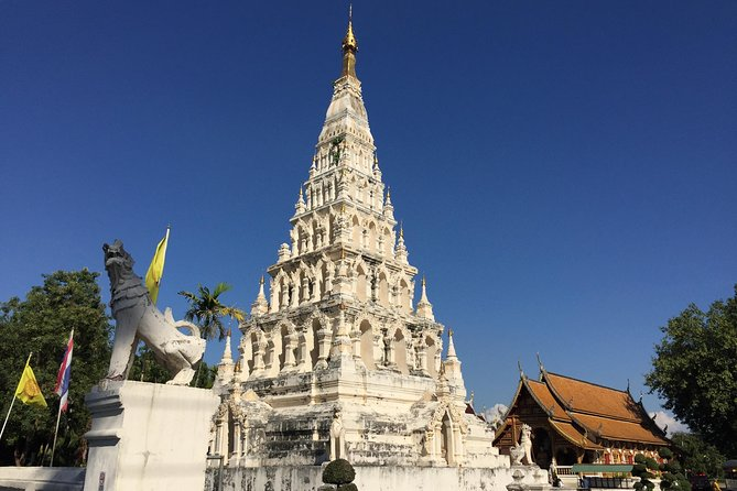 Explore unveil lost city of Chiang mai