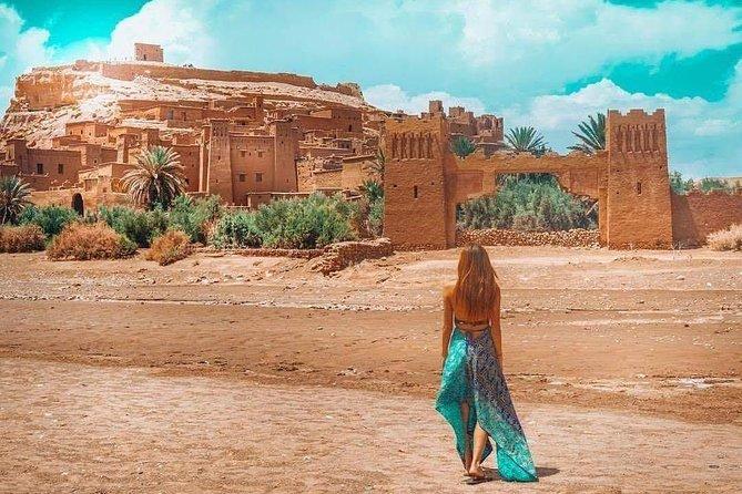 7 Days Marrakech Desert Tour - Camel ride Merzouga