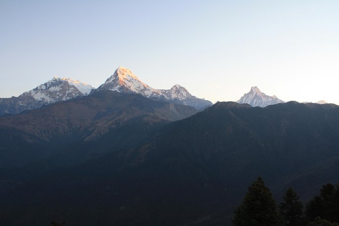 Ghorepani Poon hill trek in Nepal photo 1