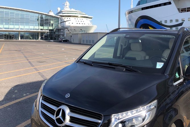 Transfer from Civitavecchia to Sorrento