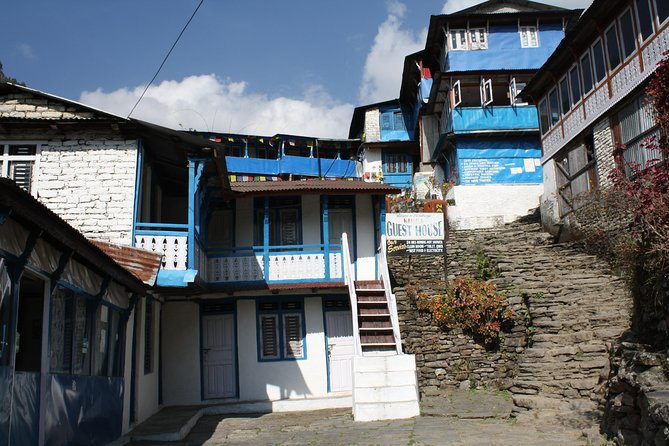 Ghorepani Poon hill trek in Nepal photo 2