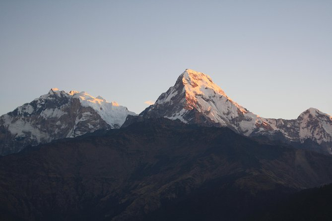 Ghorepani Poon hill trek in Nepal photo 6