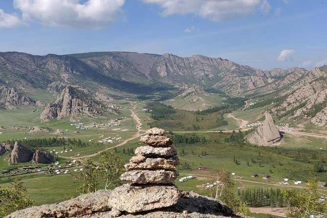 Terelj National Park and Chingis Khan Statue a day tour photo 2