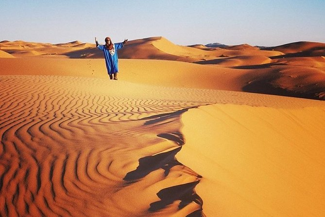 3 Day Sahara Desert Tour from Marrakech to Fes with Luxury Desert Camp