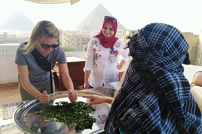 Cooking Class with Local Egyptian