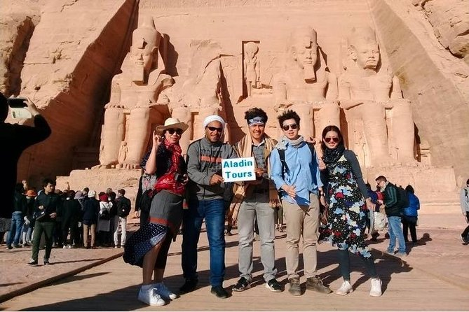 Abu Simbel Full Day Tour From Aswan