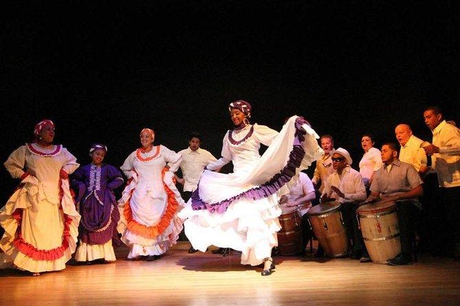 Baila Conmigo-Afro-Puerto Rican History Food and Dance