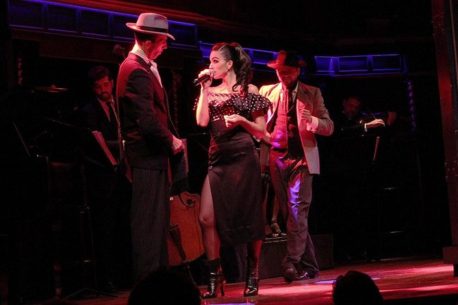Skip the Line: Tango Show in El Querandi - no dinner -