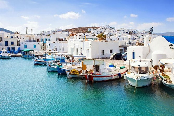 Semi Private Tour of Paros Island