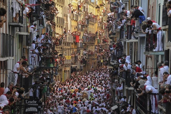 Pamplona Tour during Running of the Bulls Festival photo 6