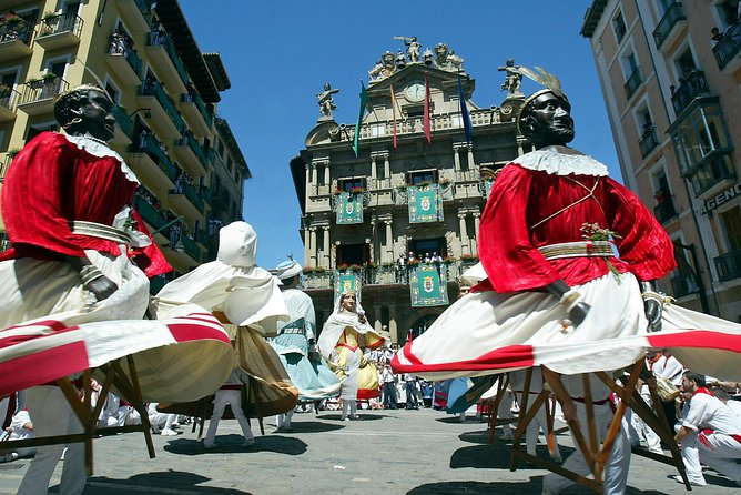 Pamplona Tour during Running of the Bulls Festival photo 1
