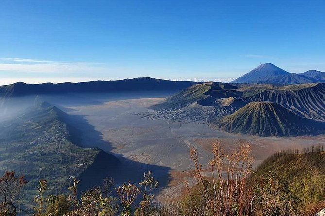 Bromo and National park
