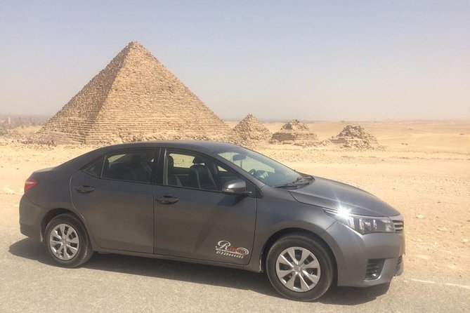 Cairo Airport Private Transfer to any address/hotel in Giza