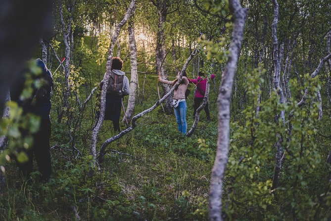 The Nature Bow Game - hiking and archery in the Nature