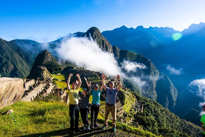 Luxurious Classic Inca Trail 4 Days