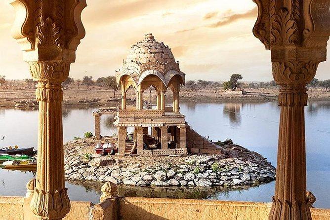Guided Jaisalmer City Tour With Drop Off at Jodhpur