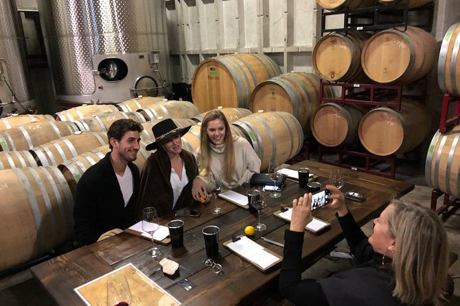 Private Guided Wine Country Tour from Santa Barbara