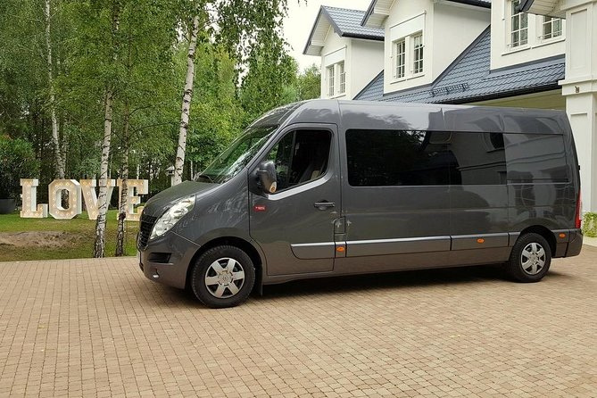 WARSAW - KRAKOW VIP BUS | Friendly, safe and comfortable. We're here for you. photo 1