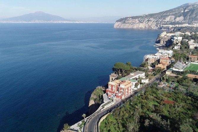 Shared Transfer from Sorrento to Naples Airport