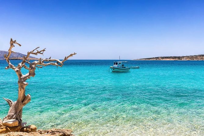 One Day Cruise to Koufonissi from Paros Island