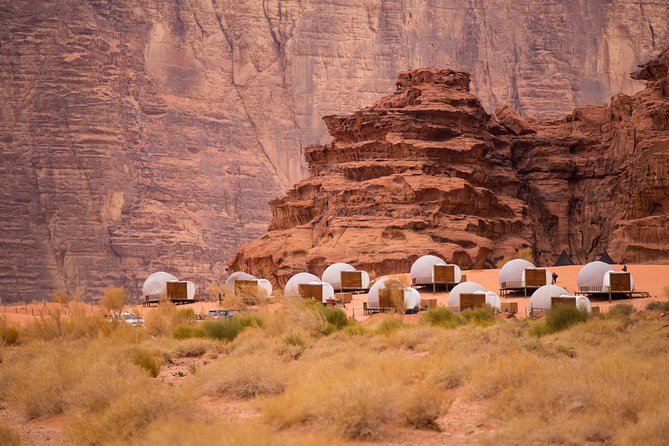 Jordan Horizons Tours: Wadi Rum Day Tour from Aqaba City photo 1