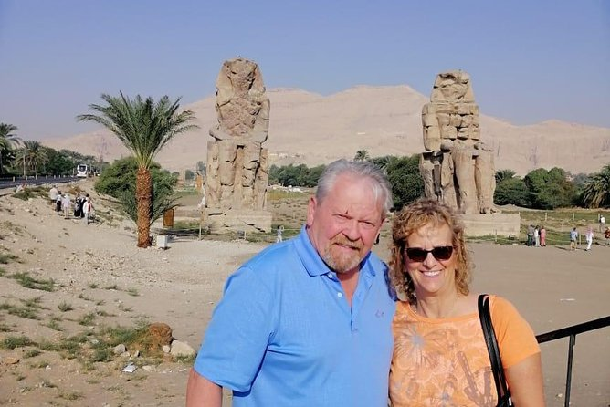 Day private Tours to East and West Banks of Luxor