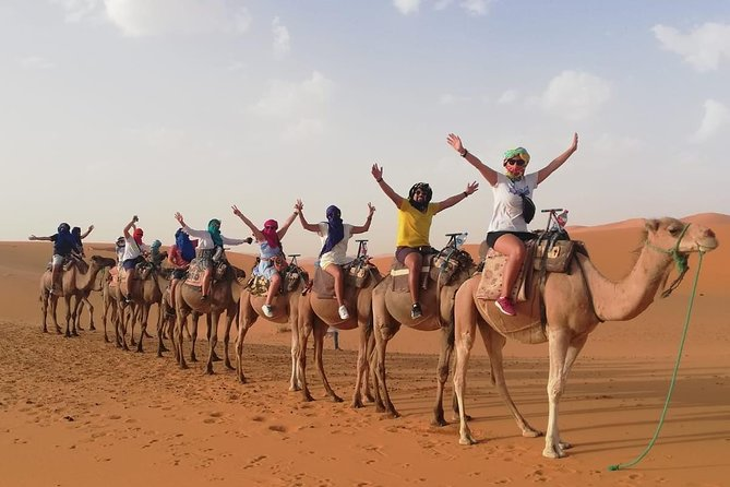Daily Group Tours 3 days 2 nights