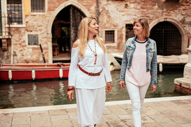 Ghosts, Myths & Legends of Venice Private Tour with a Local