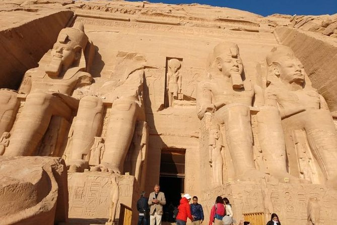 Private Tour to Abu Simbel Temple by Car
