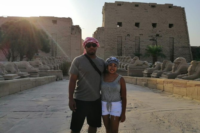 Valley Kings,Queen Hatshepsut Temple,Luxor,Karnak Temples from Luxor Airport