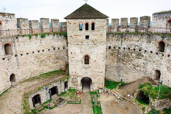 Privat Gipsy Tour Soroca Fortress,Monastery Casauti full day