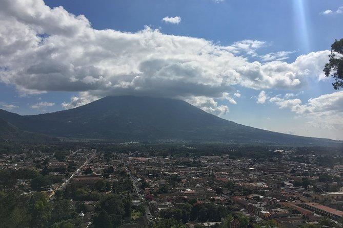 Guatemala City & Antigua Guatemala Private Tour