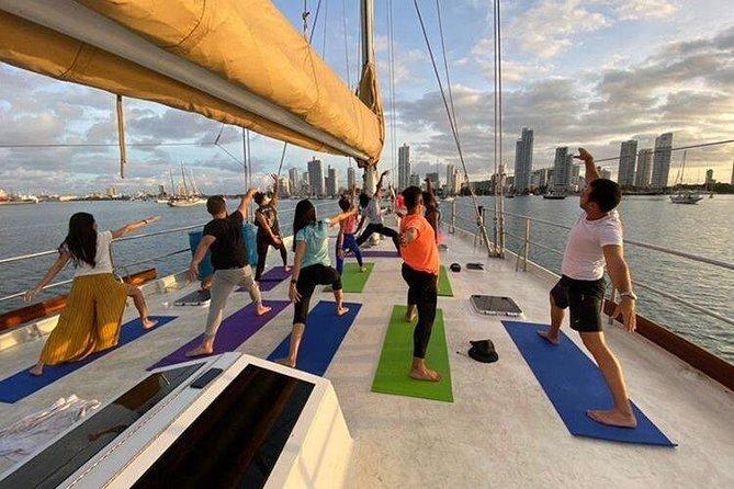Sunrise Sailboat Yoga