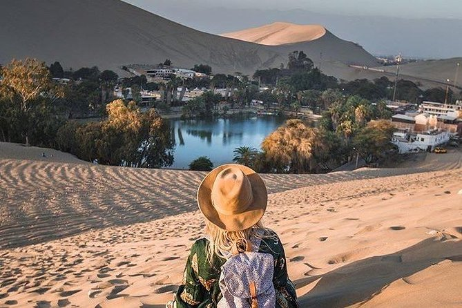 Excursion to Paracas - Huacachina and the Nazca Lines during 2D / 1N from Lima.