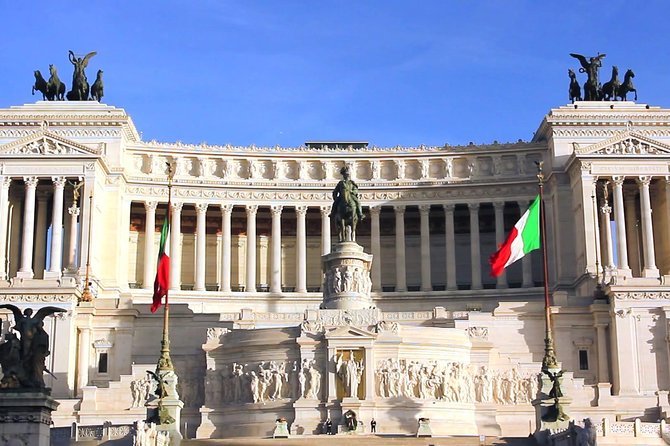 Ultra - Rome private sightseeing tour with English speaking driver & vehicle