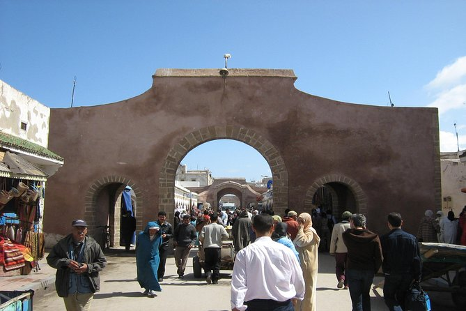 ESSAOUIRA small Group Day Tour from Marrakech.