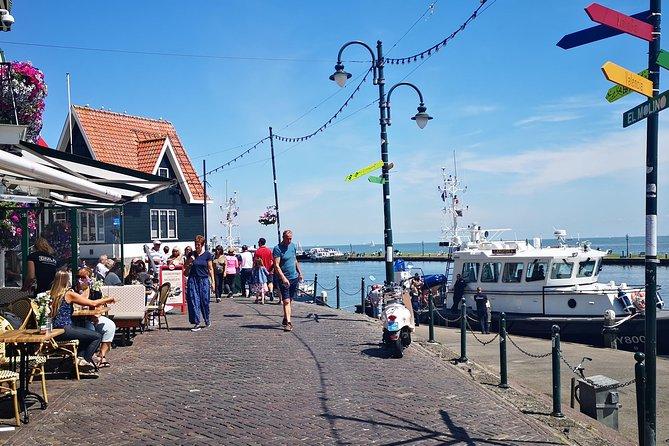 Амстердам + живописные голланские деревушки Занс-Сханс музей и Волендам + сыр!