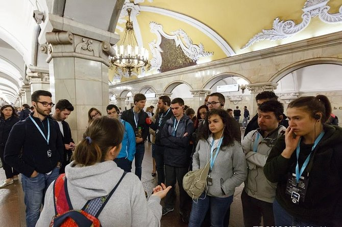 Gems of Moscow Metro and Red Square photo 4