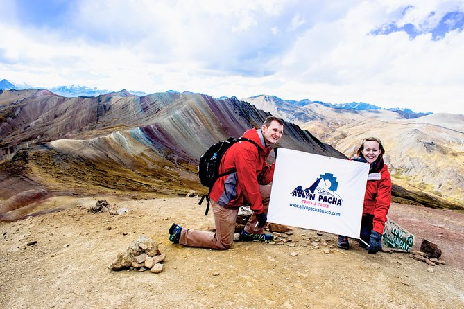Palcoyo: The three Rainbow Mountain full day