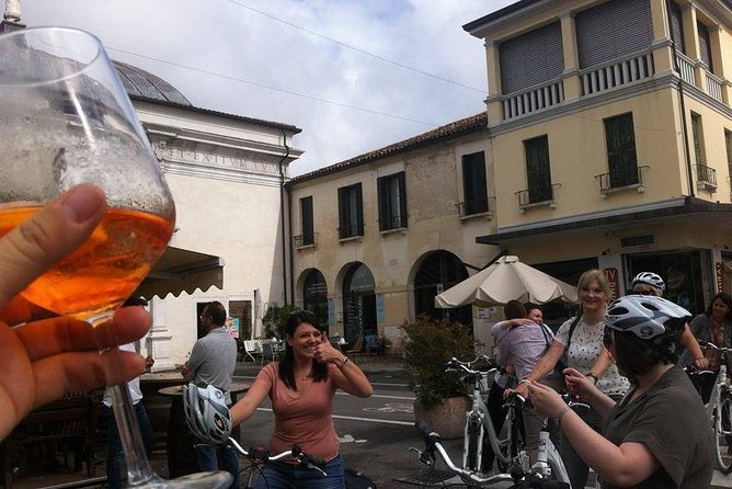 By bicycle between the Treviso taverns and the Sile Regional Park