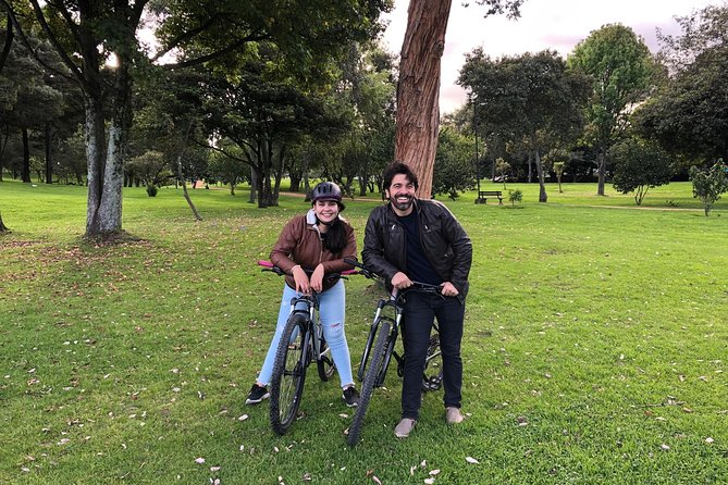 Cycling tour in Simon Bolivar Park and Virgilio Barco Library photo 17